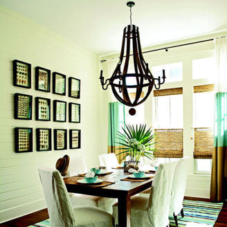 Picture of Vintage Home Chandalier