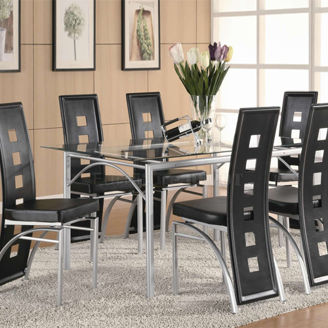 Picture of High Dining Table Set