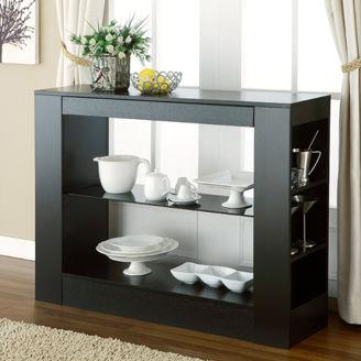 Picture of Glass Shelf Buffet