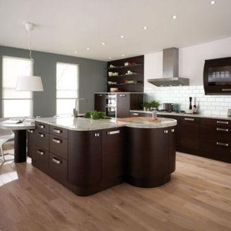 Picture of Modern Kitchen Set