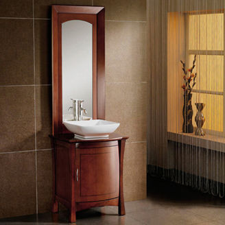 Picture of Classic Wooden Sink Set