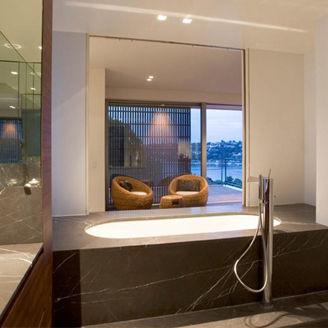 Picture of Designer Marble Bathtub