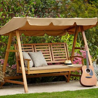 Picture of Hanging Sitting Bench