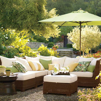 Picture of Stylish Patio Furniture