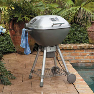 Picture of Round Backyard Grill