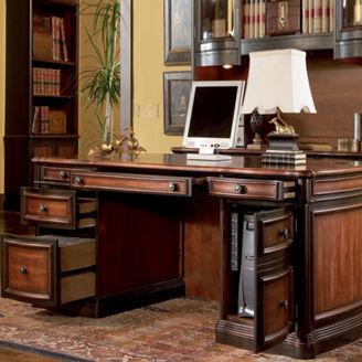Picture of Vintage Massive Desk