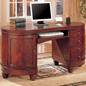 Picture of Round Home Desk