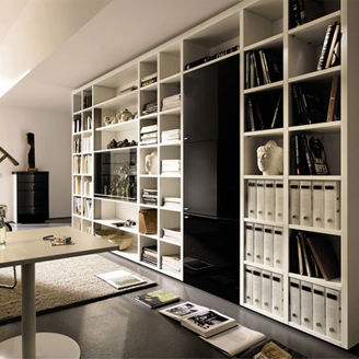 Picture of Home Office Bookshelf